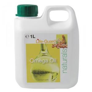 Life Guard Omega Olie - 1L