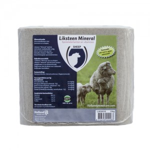 Liksteen Mineral - 10 kg