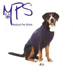 Medical Pet Shirt Hond - Blauw M plus