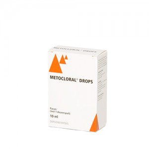 Metocloral Drops 10 ml.