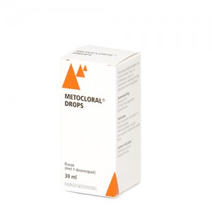 Metocloral Drops 30 ml.