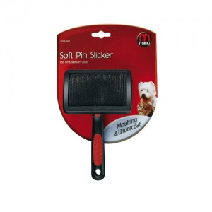 Mikki Slicker Brush Soft Pin - Large