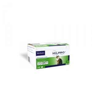 Milpro Kat > 2 kg - 4 Tabletten