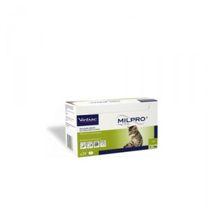 Milpro Kitten / Kleine Kat - 4 Tabletten