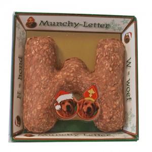 Munchy Hondenletter