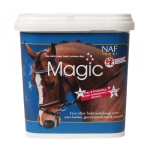 NAF Magic 5 star poeder - 3 kg