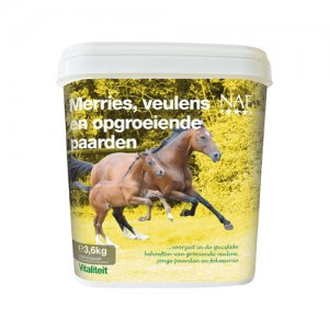 NAF Mare, Foal & Youngstock - 3,6 kg