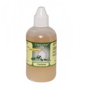 Capturine Natural Grooming - Coconut shampoo 250 ml.