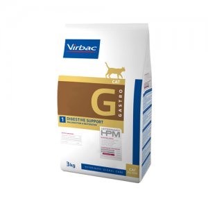 HPM Veterinary Dietetic Cat - Gastro Digestive Support 3 kg