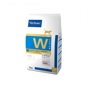 Veterinary HPM Dietetic Cat - Weight Loss & Diabetes 7 kg