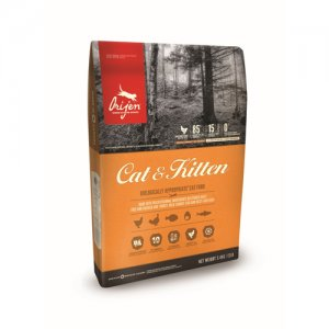 Orijen Cat & Kitten Whole Prey - 5,4 kg
