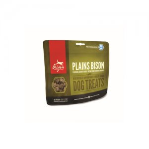 NIEUW Orijen Dog Treat Freeze Dried - Plain Bison (ca. 65 stuks)