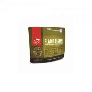 Orijen Dog Treat Freeze Dried – Plain Bison (ca. 140 stuks)