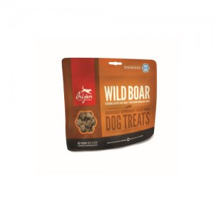Orijen Dog Treat Freeze Dried – Wild Boar (ca. 95 stuks)