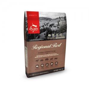 NIEUW Orijen Regional Red Cat Whole Prey Proefverpakking 340 g
