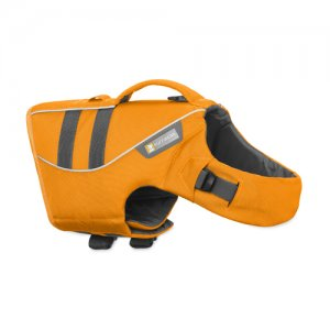 Ruffwear K9 Float Coat – L – Wave Orange