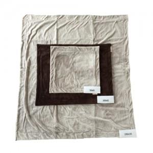NML Health Bed Comfort Dry Deken Chocolate - 65 x 100 cm