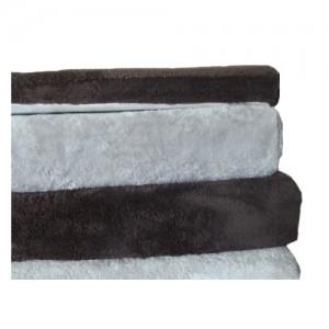 NML Health Bed Comfort Dry Matras Cover Chocolate - 60 x 43 x 4 cm