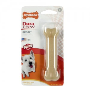 Nylabone Durable Bone Original Hondenkluif - Regular (Tot 11 kg)