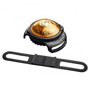 Orbiloc LED veiligheidslamp - Geel