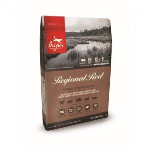 Orijen Regional Red Dog Whole Prey Proefverpakking - 340 g