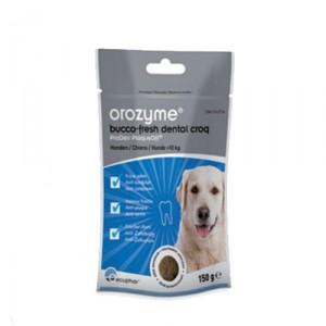 Orozyme Bucco-Fresh Dental Croq Groot 150 gr. (vanaf 10 kg)