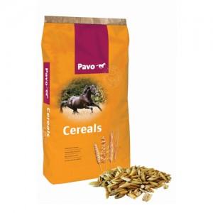 Pavo Cereals Geplette Haver - 15 kg