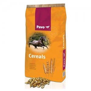 Pavo Cereals Gepunte Blanke Haver 20 kg