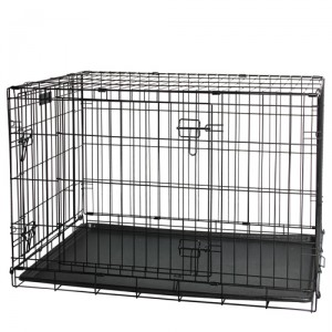 Pawise Wire Dog Crate – 78 x 48 x 55 cm