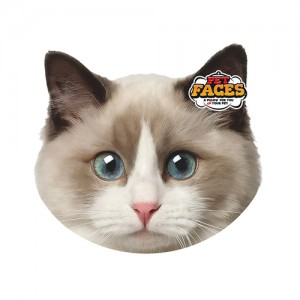 Pet Faces Cat - Ragdoll