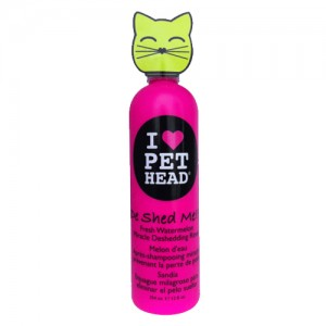 Pet Head Cat - De Shed Me Conditioner (watermeloen) - 354 ml