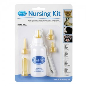 PetAg Nursing Kit 120 ml. hond