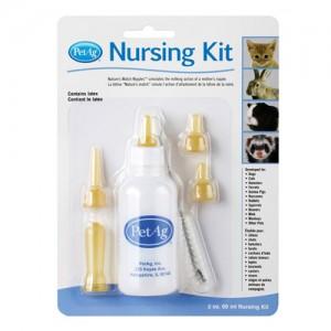 Afbeelding PetAg Nursing Kit 120 ml. hond