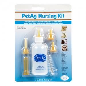 Afbeelding PetAg Nursing Kit 60 ml. kat