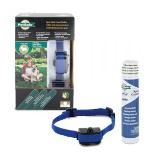 PetSafe Deluxe Anti-blaf Halsband met Spray