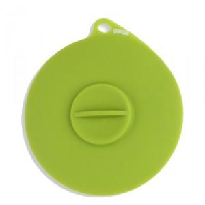Popware – Flexibele Suction Lid – Groen