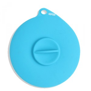 Popware - Flexible Suction Lid - Blauw