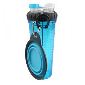Popware H-Duo met Travelcup – Blauw