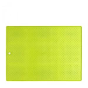 Popware Pet Bowl Grippmat (43 x 59 cm) - Groen