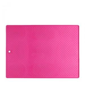 Popware Pet Bowl Grippmat (43 x 59 cm) - Roze