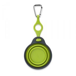Popware Travelcup met Flesjeshouder – Groen – 237 ml