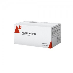 Prazitel Plus XL - 10 tabletten