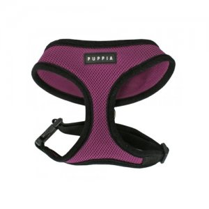 Puppia Soft Harness - XL - Paars