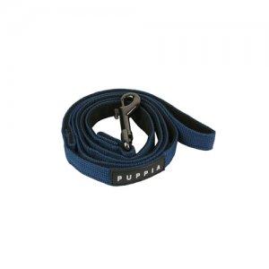Puppia Two-tone Lead - L - Blauw