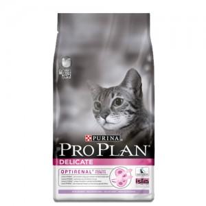 Purina Pro Plan Cat Delicate Kalkoen 3 kg