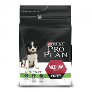 Purina Pro Plan Dog Medium Puppy Kip 800 g