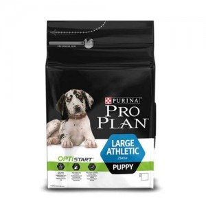Purina Pro Plan Puppy Large Breed Athletic Kip 3 kg