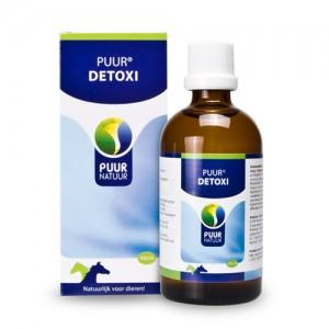 Puur Detoxi Paard (voorheen Puur Drainage) - 100 ml