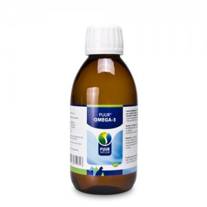 Puur Omega-3 visolie – 200 ml