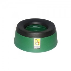 Road Refresher Pet Travel Bowl - Large (1400 ml) - Groen